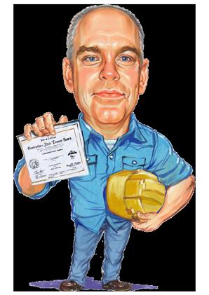 Phil Cocciante aka: The License Guru